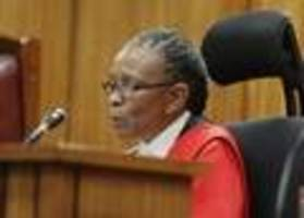 Judge in Oscar Pistorius murder trial faces criticism