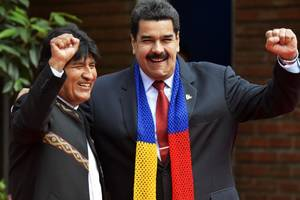 Venezuela Seeks Seat on UN Security Council, US Points to Rights Record